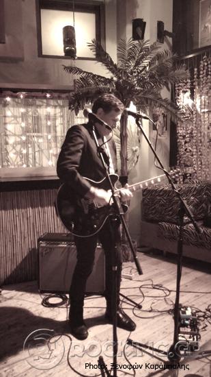 Steve Wynn, Athens, Greece, 16/03/15