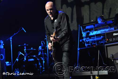 The Stranglers, Athens, Greece, 23/05/15
