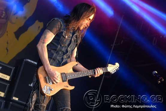 Extreme @ Sweden Rock Festival (Solvesborg, Sweden), 06/06/15