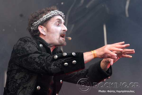 Hell @ Sweden Rock Festival (Solvesborg, Sweden), 03/06/15
