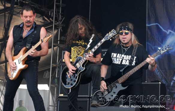 Riot V @ Sweden Rock Festival (Solvesborg, Sweden), 06/06/15