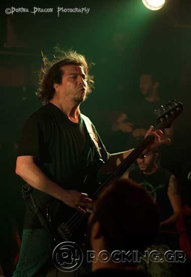 Terrorizer L.A., Athens, Greece, 07/07/15