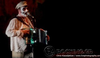 The Tiger Lillies (Rime Of The Ancient Mariner) @ Θέατρο Badminton, 09/01/15