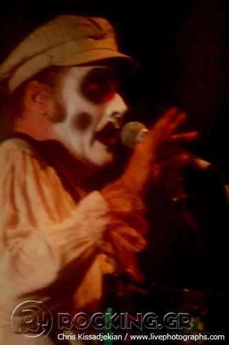 The Tiger Lillies, 09/01/15