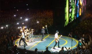 U2 @ Ziggo Dome Arena (Ολλανδία), 12-13/09/15
