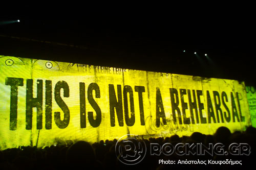 U2, Amsterdam, Netherlands, 12-13/09/15