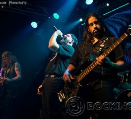 Up The Hammers X: Day 2 (Manilla Road, Slauter Xstroyes, Tribute To Bathory, Crush, Battleroar κ.ά.) @ Κύτταρο, 07/03/15