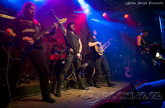 Tribute to Bathory, Athens, Greece, 07/03/15