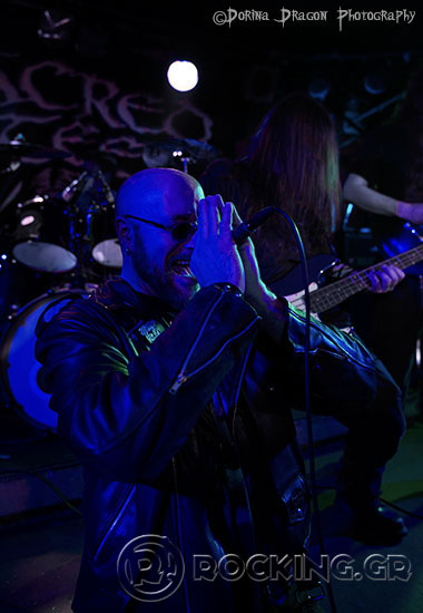 Sacred Steel, Athens, Greece, 05/03/15