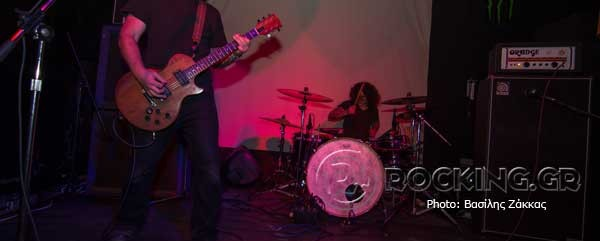 Valley Of The Sun, Yellow Devil Sauce, Godsleep, Burn The Sun @ Second Skin, 18/06/15