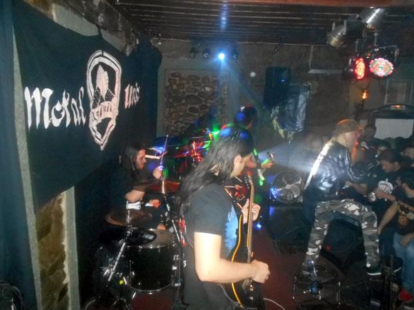 Warrel Dane, Agrinio, Greece, 07/11/15