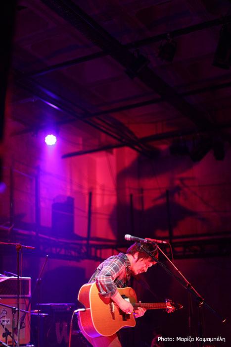 Moa Bones, Athens, Greece, 29/10/15
