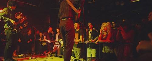 White Fence, Alien Mustangs @ An Club, 05/02/15