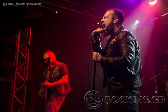Black Soul Horde, Athens, Greece, 08/03/15