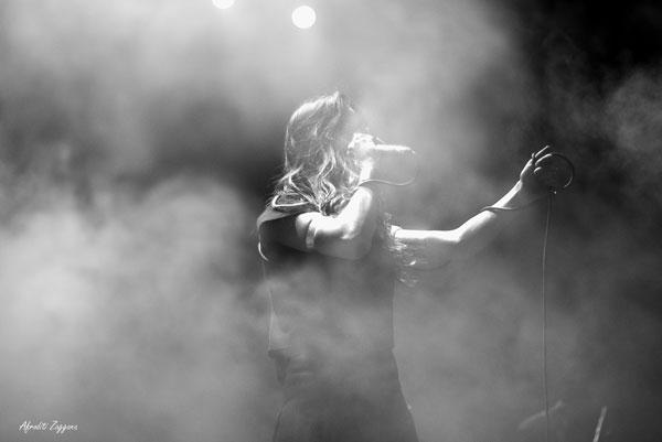 Zola Jesus, Athens, Greece, 05/11/15