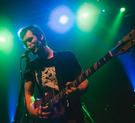 All Them Witches, Asteroid, The Noise Figures @ Gagarin 205, 27/02/16