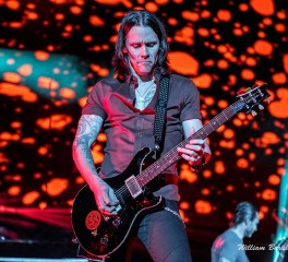Alter Bridge, Volbeat, Gojira @ O2 Arena, London, 24/11/16