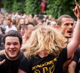 Antwerp Metal Fest 2016 (Katatonia, Kataklysm, Entombed A.D. κ.α.) @ Αμβέρσα, Βέλγιο, 9-10/07/16