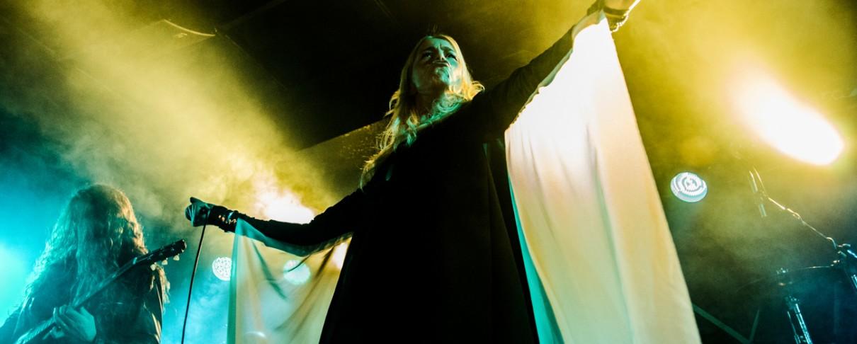 Avatarium, The Slayerking @ An Club, 20/02/16