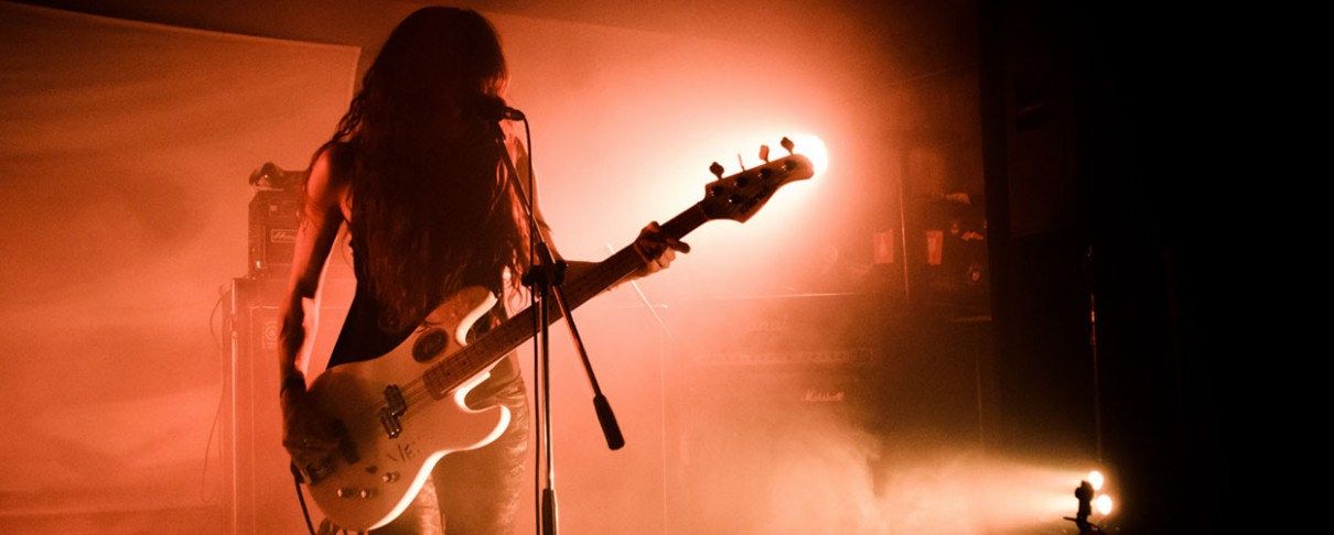 Castle, The Curf, Dull @ Death Disco, 09/10/16