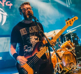 Desertfest Athens: Day 1 (Red Fang, 1000mods, Truckfighters, we.own.the.sky κ.α.) @ Ιερά Οδός & Palmitas, 07/10/16