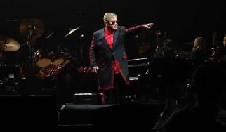 Elton John @ Ziggo Dome, Amsterdam, 22/11/16