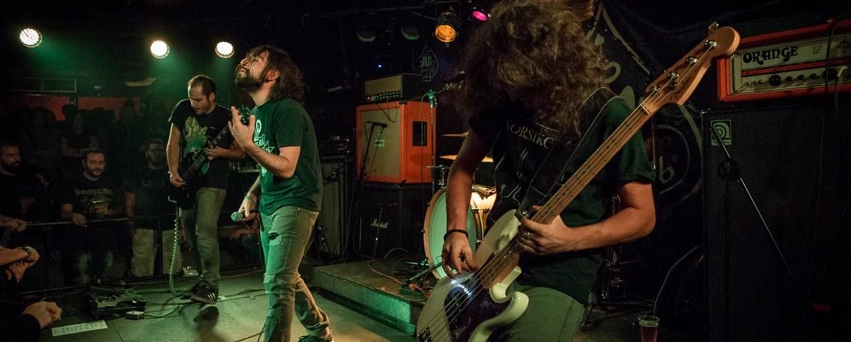 Godsleep, The Miskeys, Stoned Spirit @ An Club, 23/09/16