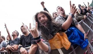 Graspop Metal Meeting 2016: Day 3 (Volbeat, Nightwish, Ghost κ.α.) @ Dessel, Βέλγιο, 18/06/16