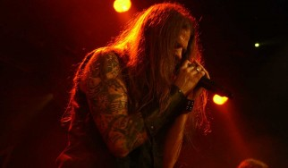 Iced Earth, Monument @ Principal, 27/11/16