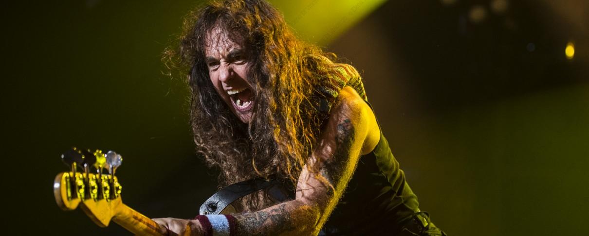 Iron Maiden, The Raven Age @ Mediolanum Forum, Μιλάνο, 22/07/16