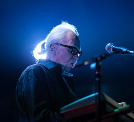 John Carpenter @ Piraeus Academy, 27/05/16