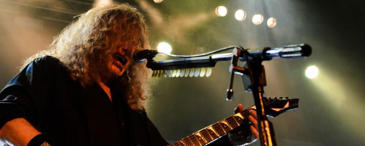 Megadeth @ Piraeus Academy, 05/07/16