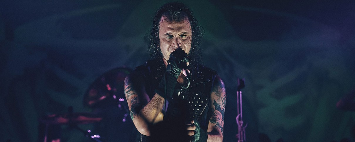 Moonspell, The Foreshadowing, Eleine @ Κύτταρο, 09/10/16