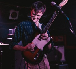 Ought, The Cave Children @ An Club, 12/04/16