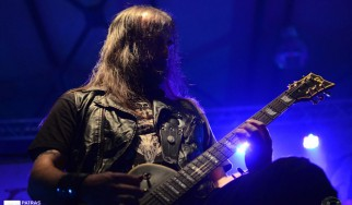 Rotting Christ, Exarsis, Death Courier @ Sporting House (Πάτρα), 27/02/16