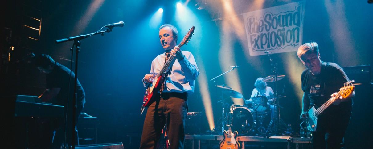 The Sound Explosion, The Mongrelettes @ Fuzz Club, 16/04/16
