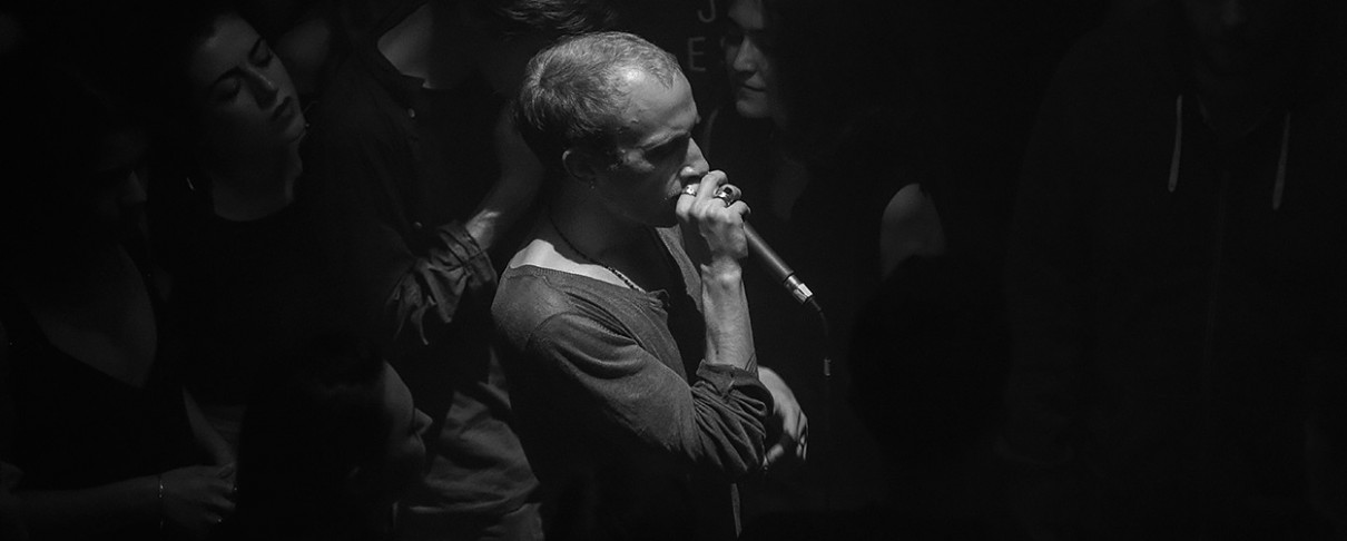 The Underground Youth, Echo Train @ Fuzz Club, 20/05/16
