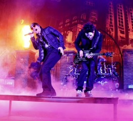 Avenged Sevenfold, Disturbed, In Flames @ O2 Arena, London, 21/01/17