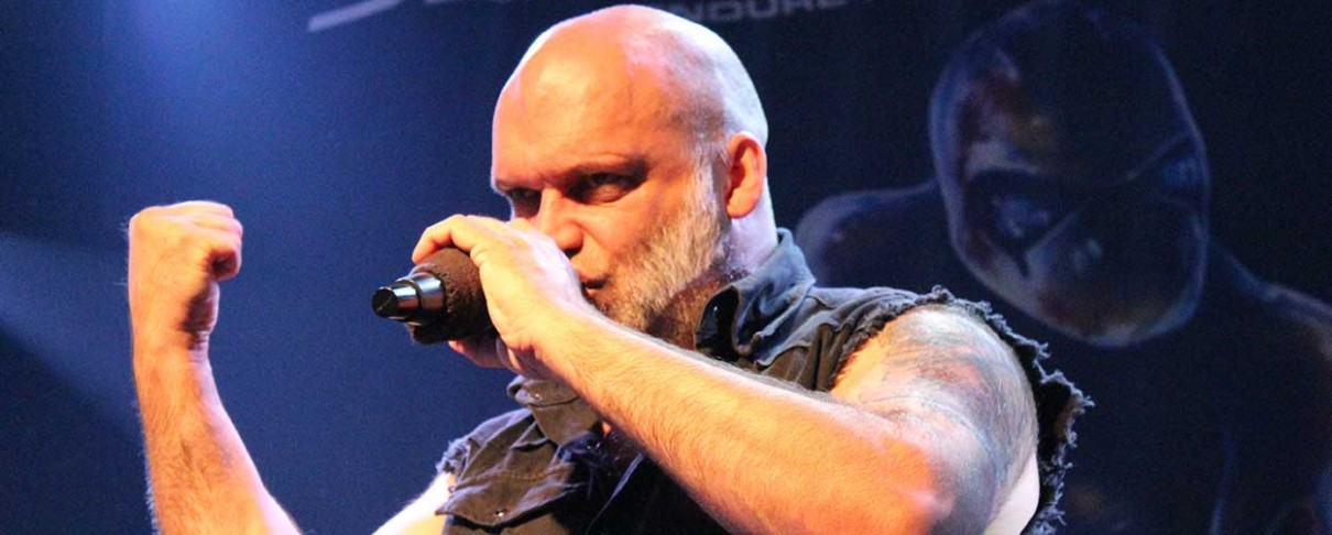 Blaze Bayley, Maplerun, Bend For Eleven @ Eightball, 31/05/17