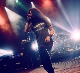 Candlemass, Sorrows Path @ Piraeus Academy, 22/04/17