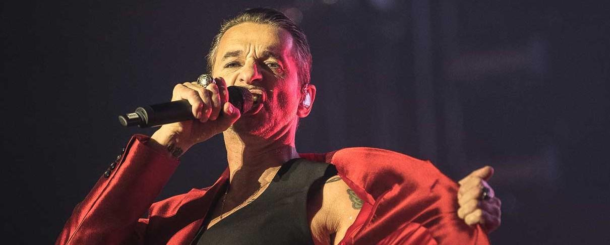 Depeche Mode, The Raveonettes @ Terra Vibe, 17/05/17