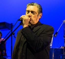 Einsturzende Neubauten @ Gazi Music Hall, 11/02/17