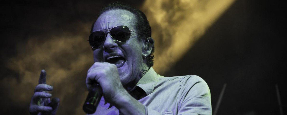 Graham Bonnet Band, Angelo Perlepes' Mystery @ Crow Club, 23/04/17