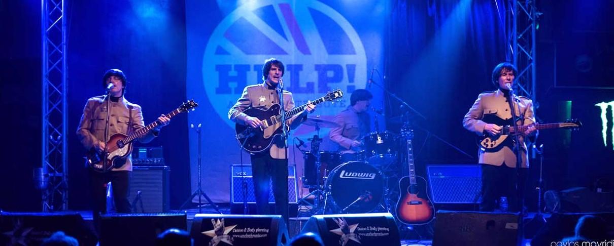 Help! A Beatles Tribute @ Κύτταρο, 30/09/17