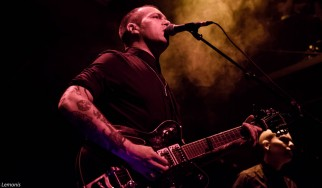 King Dude, :Skull & Dawn:, The Dark Red Seed @ Temple, 11/11/17