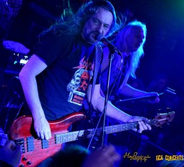 Sodom, Bio-Cancer, Rapture, Amken @ AN Club, 04/02/17