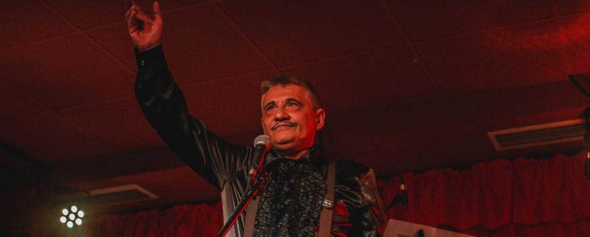 Ζωρζ Πιλαλί & Soufra Band @ An Groundfloor Live Stage, 10/03/17