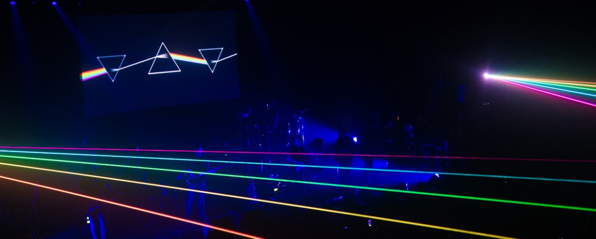 Brit Floyd @ Piraeus Academy, 16/11/18