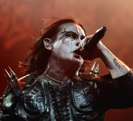 Cradle Of Filth, WEB @ Gagarin 205, 02/06/18