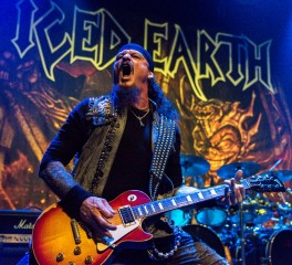 Iced Earth, Tidal Dreams @ Fuzz, 24/01/18